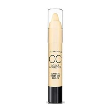 Max Factor CC Concealer Stick for Under Eye Circles - Yellow - 96091494