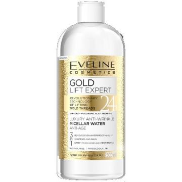 Eveline Gold Lift Expert 50+ Day & Night Cream - 07-04-00017