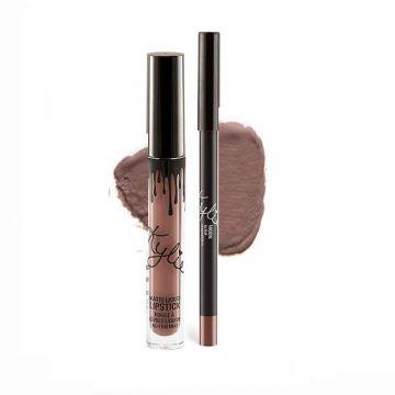 Kylie Matte Liquid Lipstick & Lip Liner - Moon 14g - US