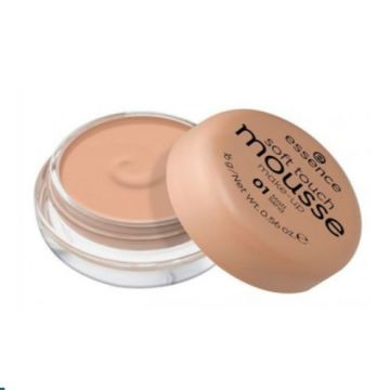 Essence Soft Touch Mousse Make-up - 01 - 4250035253360
