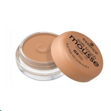 Essence Soft Touch Mousse Make-up - 02 - 4250035253377