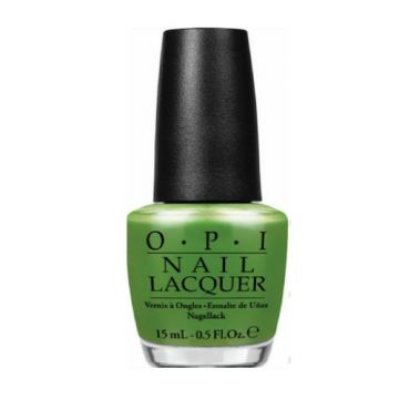 OPI Nail Lacquer My Gecko Does Tricks - NLH66