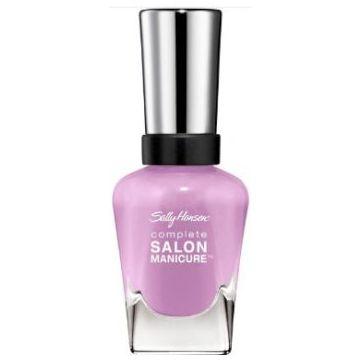 Sally Hansen Complete Salon Manicure Nail Polish - CSM Purple Heart