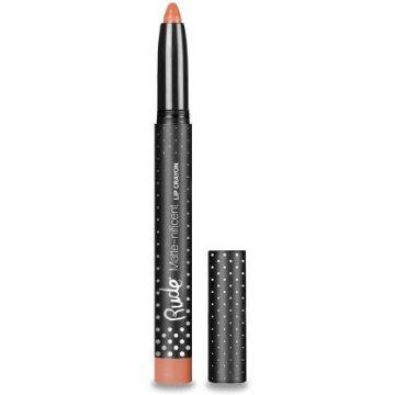 Rude Matte-nificent Lip Crayon - Naked