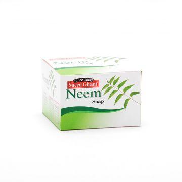 Saeed Ghani Neem Soap Handmade - 90gm