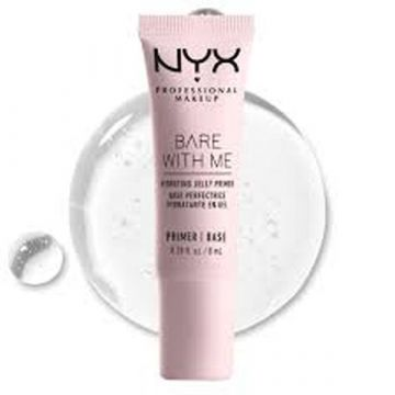 Nyx Bare With Me Hydrating Jelly Primer 8gm