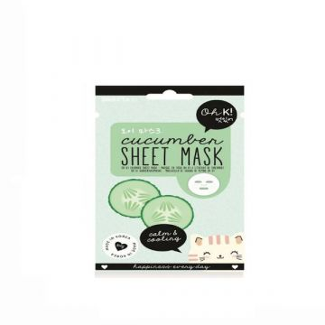Oh K Calm And Cooling Cucumber Sheet Mask