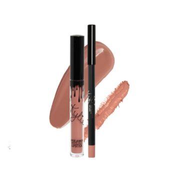 Kylie Matte Liquid Lipstick & Lip Liner - One Wish 14g - US