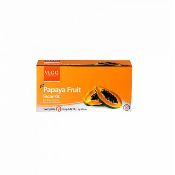 VLCC Papaya Single Facial 6 Step Kit