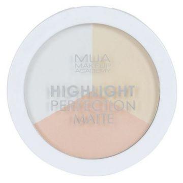 MUA Highlight Perfection Matte - Natural Light