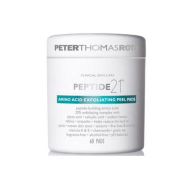 Peter Thomas Roth Peptide-21 Amino Acid Exfoliating Peel Pads - 60 Pads - 21-01-935