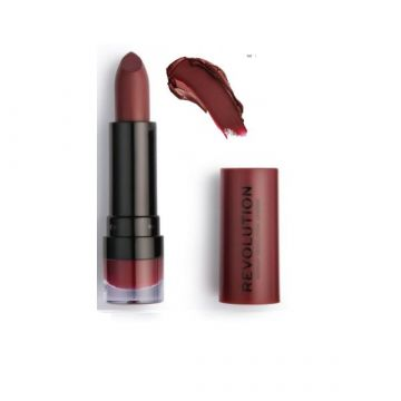 Makeup Revolution Plum 148 Matte Lipstick