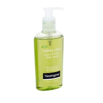Neutrogena Facial Wash, Visibly Clear, Pore & Shine - 200ml