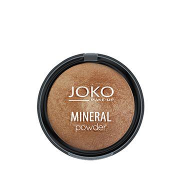 JOKO Makeup Mineral Baked Powder - 06 Dark Bronze - NJPU60064-B