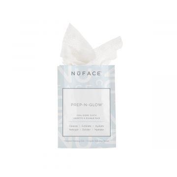 NuFACE Prep-N-Glow Cleansing Cloth 5pk - 30394