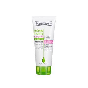 Evoluderm Extra Rich Restoring Hand Cream for Dry & Dehydrated Skin - 100ml - 3760100682410