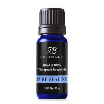 Radha Essential Oil Blends - Pure Healing - 10ml