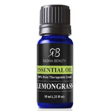 Radha Essential Oil - Lemongrass -10ml