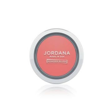 Jordana Powder Blush - Coral Radiance