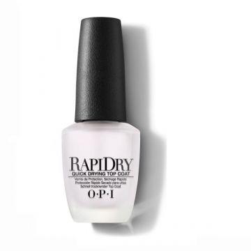 OPI Rapidry Top Coat Nail Polish 15ml - NTT74-75