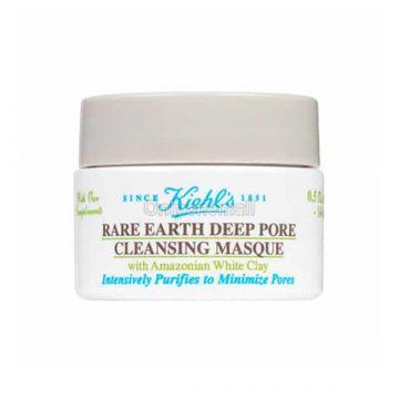 Kiehls Rare Earth Deep Pore Cleansing Masque - 14ml