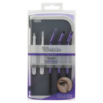 Real Techniques Eyes Brow Set - 01468