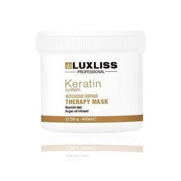 Luxliss Keratin Intensive Repair Therapy Mask - 400ml