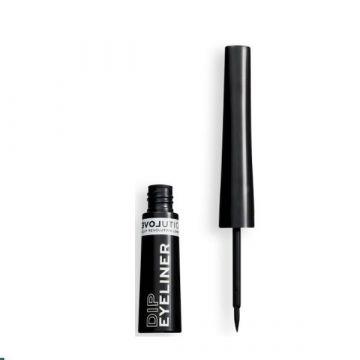 Makeup Revolution Relove Dip Eyeliner - Black