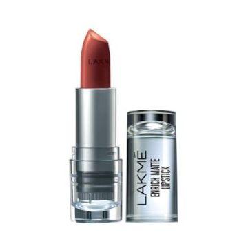 Lakme Enrich Matte Lip Color - RM11 - 4.7g