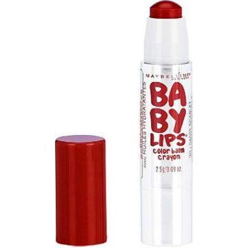 Maybelline Baby Lips in Sassy Scarlet