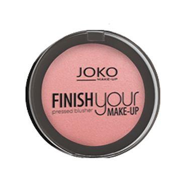 JOKO Makeup Finish Your Makeup Pressed Blusher - 01 - NJRO60027-B