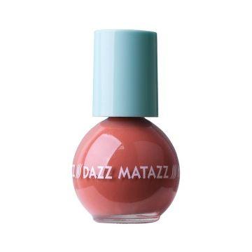 Dazz Matazz Nail Express Nail Polish - 01 Sheer Coral