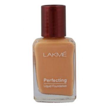 Lakme Perfect Finish Shell Foundation - 27ml