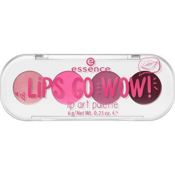 Lips Go Wow! Lip Art Palette - Show'em Your Style (01)