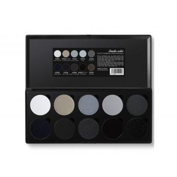 Amelia Professional Eyeshadow Kit - Smoke
