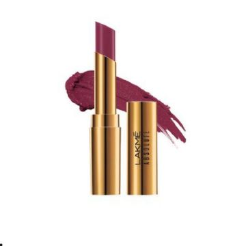 Lakme Absolute Argan Lip Color- Soaked Berries - 8901030629068