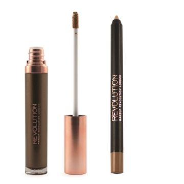 Makeup Revolution Retro Luxe Kits Metallic - Sovereign