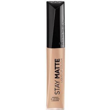 Rimmel Stay Matte Liquid Lip Colour - 706 - Raw Embrace