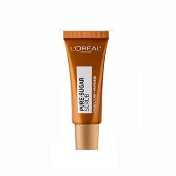L'Oreal Paris Skincare Pure Sugar Lip Scrub 20ml - MB