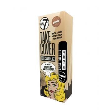 W7 Cosmetics Take Cover Root Camouflage 20ml - Blonde