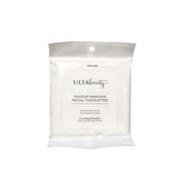 Ulta Beauty on the Go Makeup Remover Facial Towelettes - MB