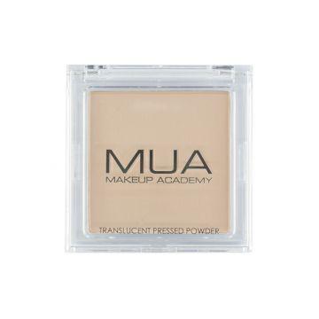 MUA Pressed Powder - Translucent