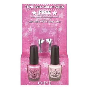 OPI Tune Into Great Nails Nail Lacquer Set