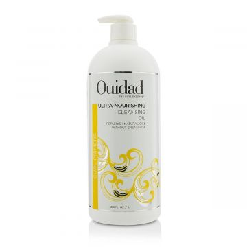 Ouidad Ultra Nourishing Cleansing Oil - 1Ltr - 95632
