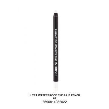 Gabrini Ultra Water Proof 1 Pencil # 02 1.5 gm - 10-17-00002 - J4g