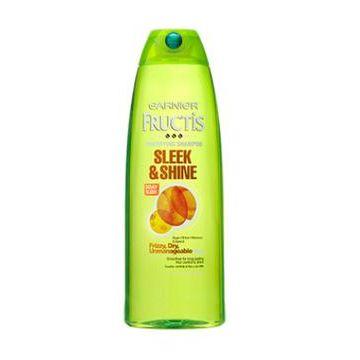 Garnier Fructis Shampoo Sleek & Shine 400ml-0061 - 3600540233523