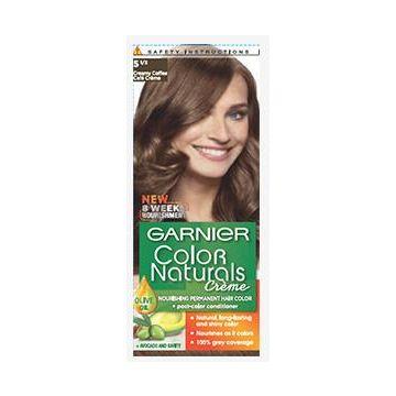 Garnier Color Naturals 5 1/2 Creamy Coffee - 0393 - 3600541125209
