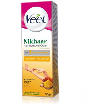 Veet Cream Silk & Fresh Nikhaar 50gm