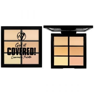 W7 Cosmetics Concealer Palette - Got It Covered!