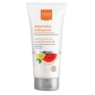 VLCC Watermelon & Bergamot Gentle Exfoliating Face Wash -150ml